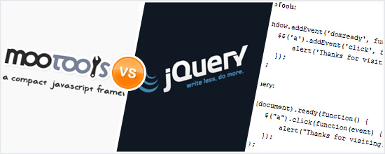 Mootools vs Jquery: Everything you need to know