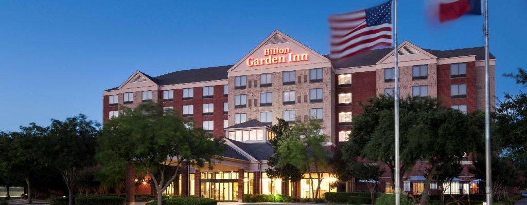 The Hilton Garden Inn Dallas-Allen