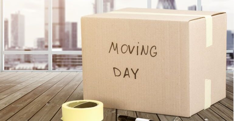 3 Tips To Make Moving Day Go Smoothly